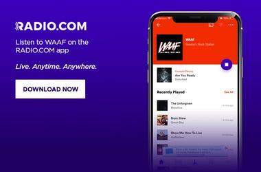 WAAF RDC App