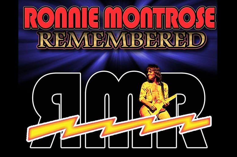 RONNIE MONTROSE REMEMBERED