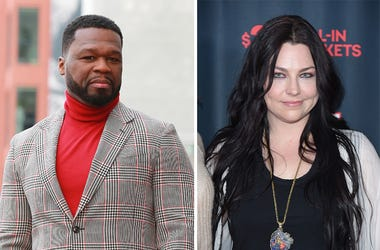 50 Cent Amy Lee Evanescence