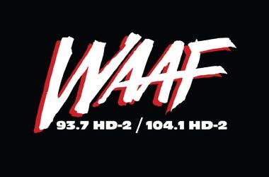 WAAF HD-2 Logo