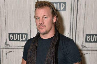 Professional Wrestler and Fozzy frontman Chris Jericho