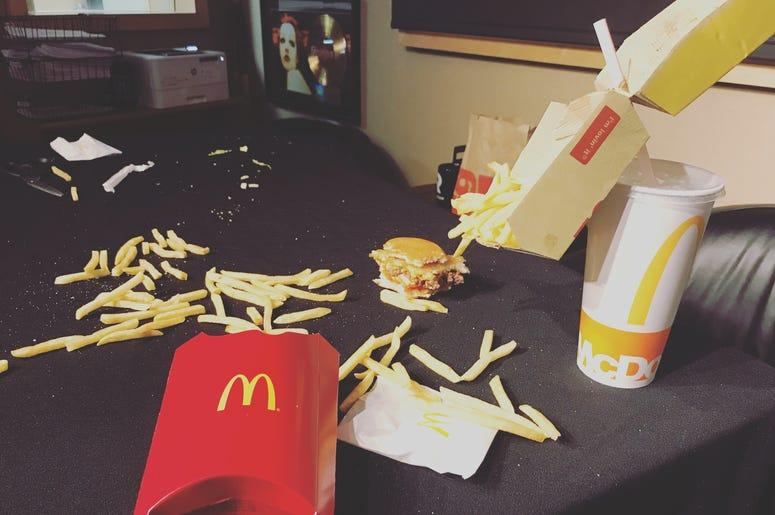 mcdonald's food hack