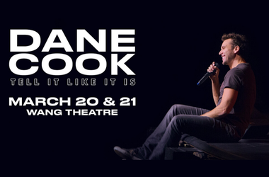 Dane Cook: Tell It Like It Is show poster