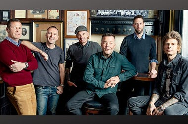 Dropkick Murphys band photo