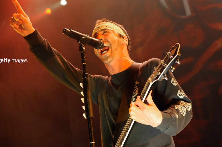 Sully Erna Godsmack Getty Images