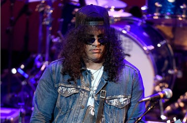 Slash from Guns N Roses