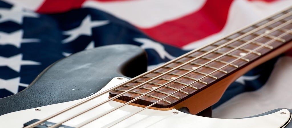 10 Patriotic As F K Guitar Solos Waaf