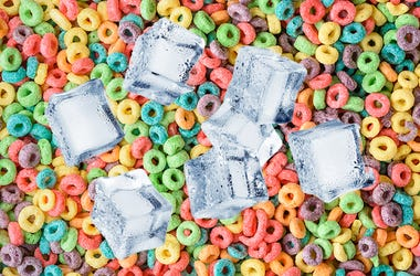 Ice Cubes & Cereal