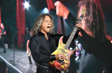 Kirk Hammett of Metallica