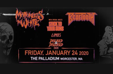 Motionless in White and Beartooth