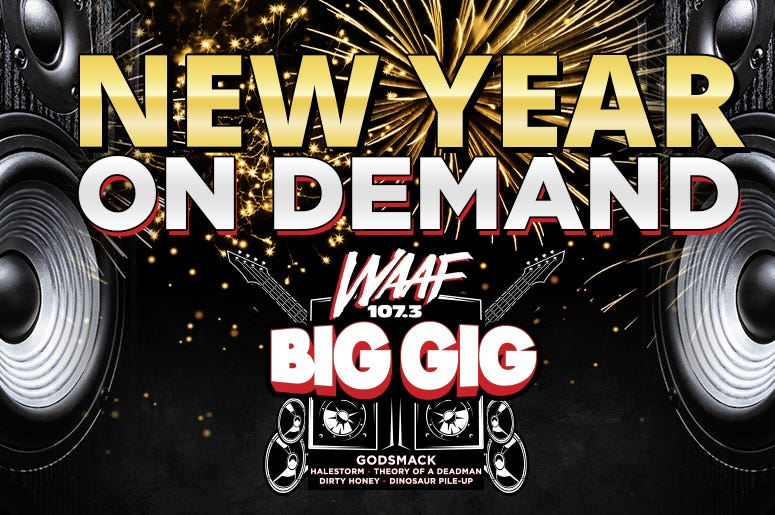 New Year on Demand