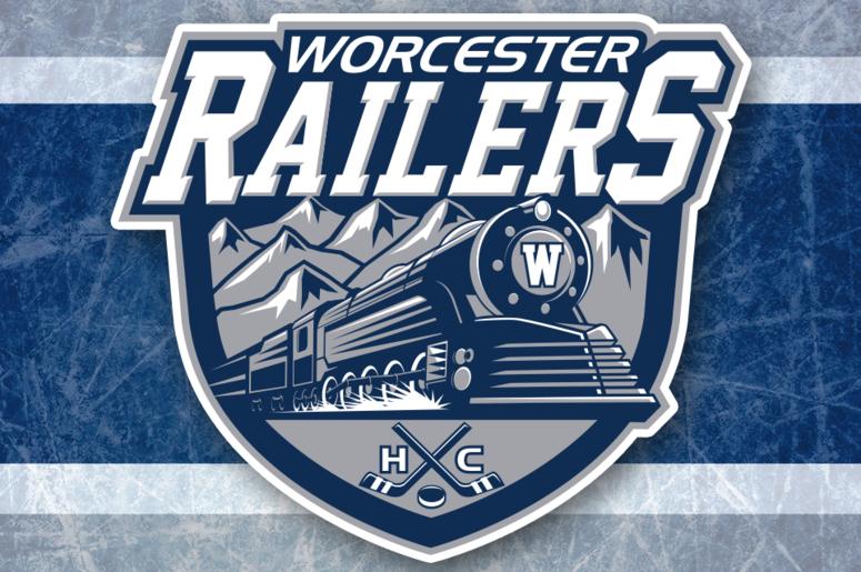 Worcester Railers logo