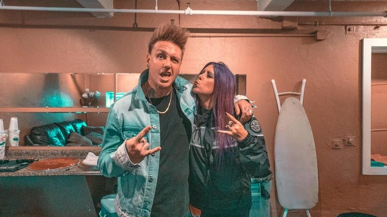 Mistress Carrie & Jacoby Shaddix
