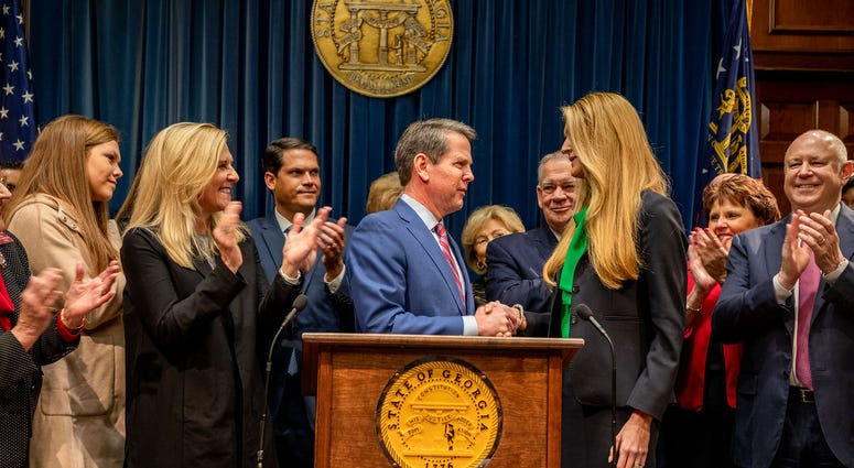 Kemp Appoints Loeffler to U.S. Senate-3