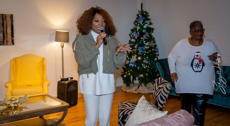 """Magical Holiday Monday"" with Tina Lifford, Aunt Vi of Queen Sugar and News and Talk 1380 WAOK/RADIO.COM-6"