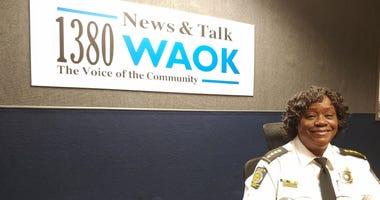 Sister Talk: Meet Marta Police Chief Wanda Y. Dunham