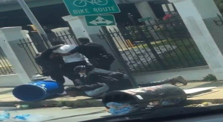 Atlanta Police Arresting Minors For Selling Water