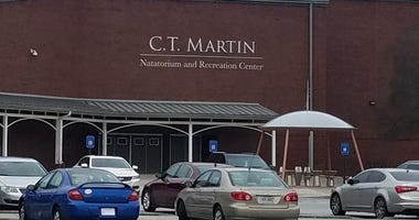The Old Adamsville Recreation Center is being utilized as a warming center in Atlanta.