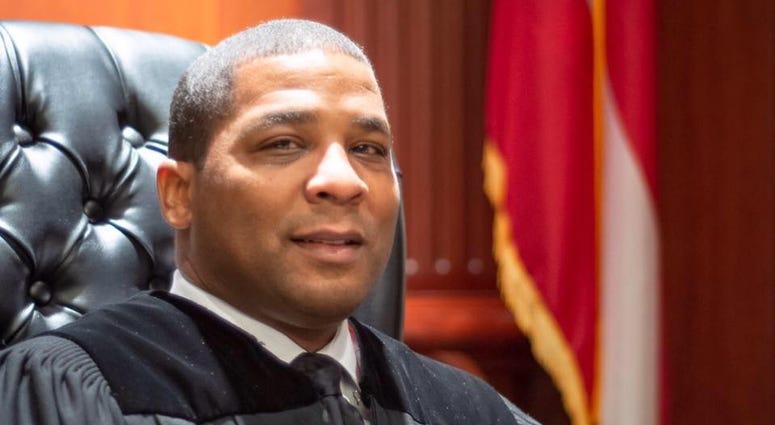 Judge Christopher Ward