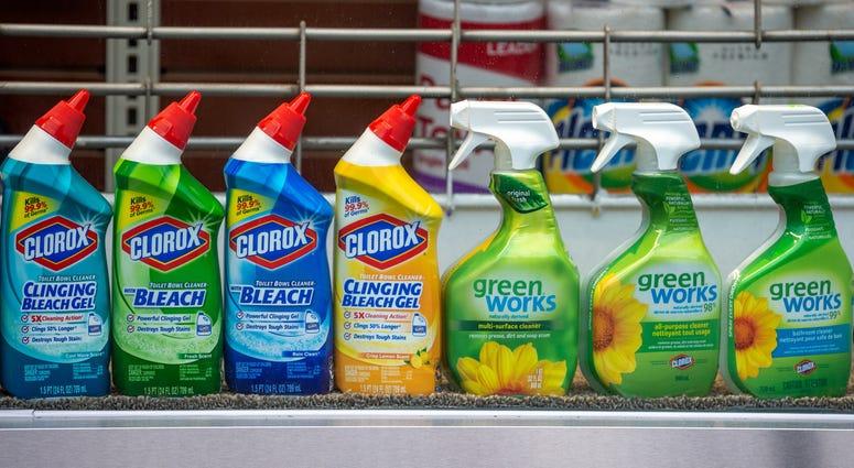 Two Atlanta men drank disinfectants in an effort to avoid getting the coronavirus.