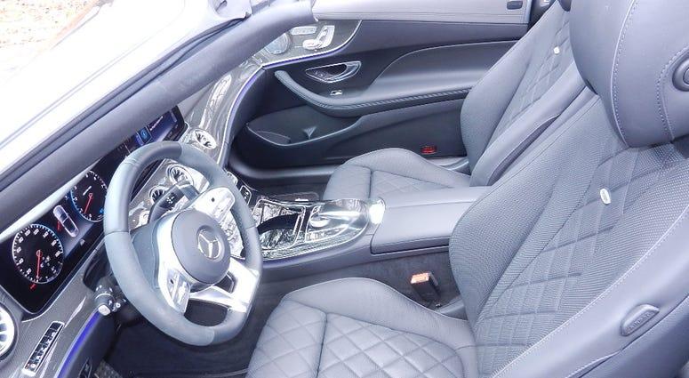 Mercedes AMG e53 Cabriole