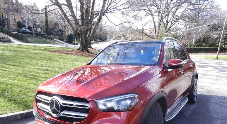 Mercedes 450 GLE 4MATIC