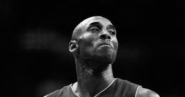 Kobe Bryant vs the Washington Wizards at the Verizon Center