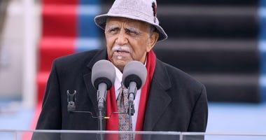 Dr. Rashad Richey honors Dr. Joseph E. Lowery's legacy
