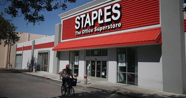 Woman Thrown to Ground, Breaks Leg After Asking Fellow Customer to Wear Mask in Staples