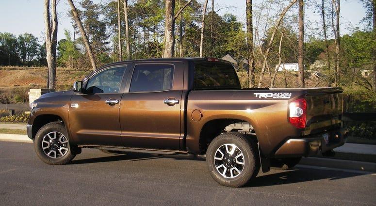 2019 Toyota Tundra 1794 4X4