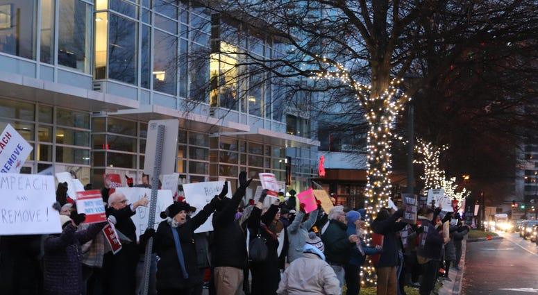Atlanta Impeachment Protest-2