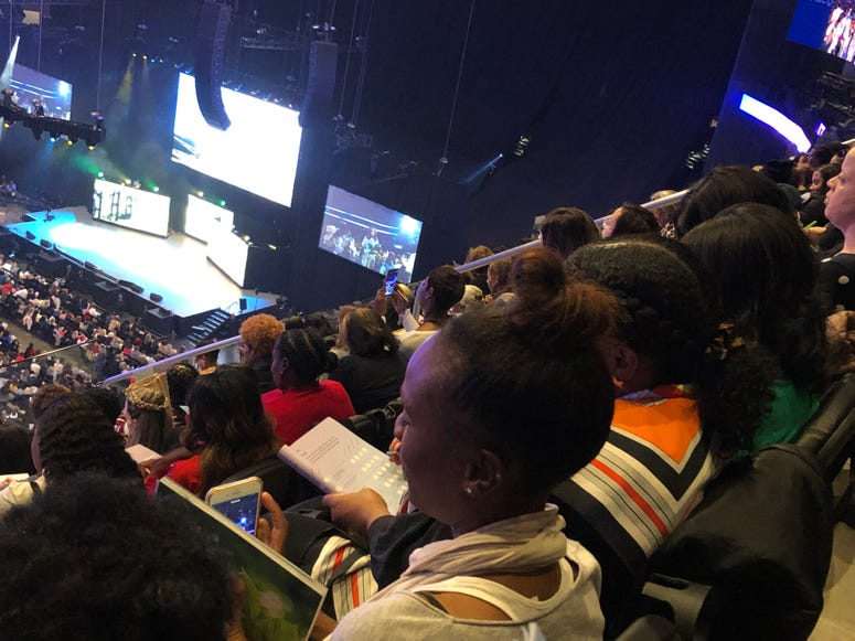Oprah's 2020 Vision: Your Life in Focus Tour Presented by WW-13