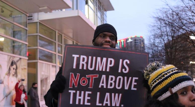 Atlanta Impeachment Protest-6