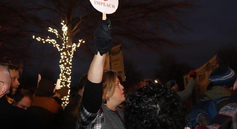 Atlanta Impeachment Protest-10