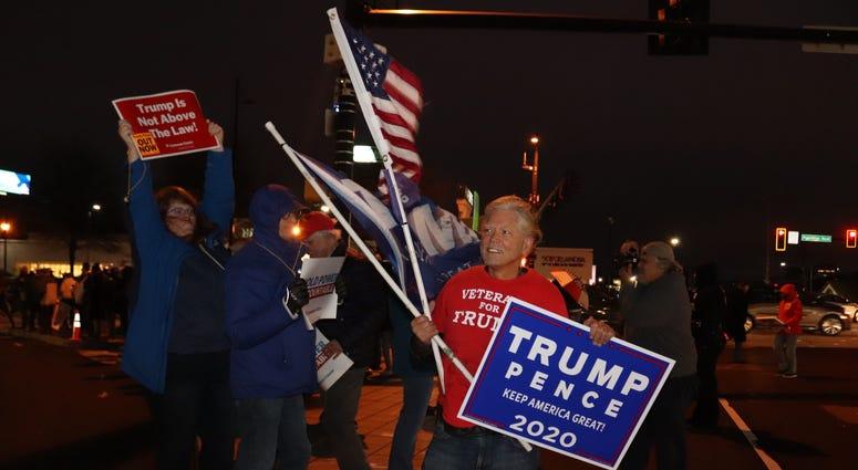 Atlanta Impeachment Protest-12