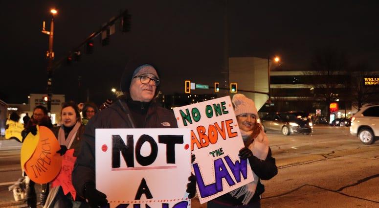 Atlanta Impeachment Protest-13