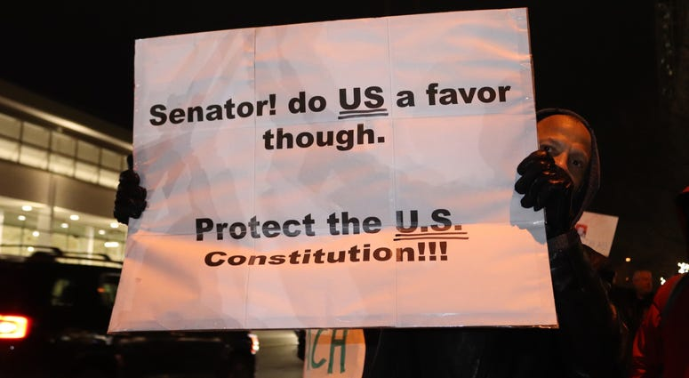 Atlanta Impeachment Protest-16