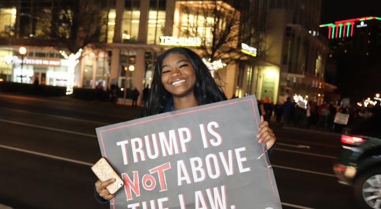 Atlanta Impeachment Protest-18