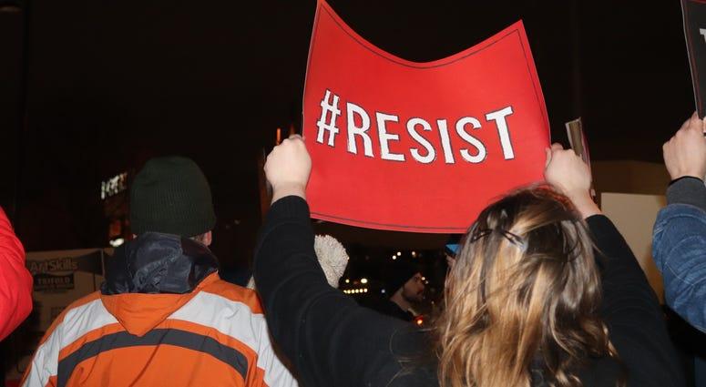 Atlanta Impeachment Protest-21
