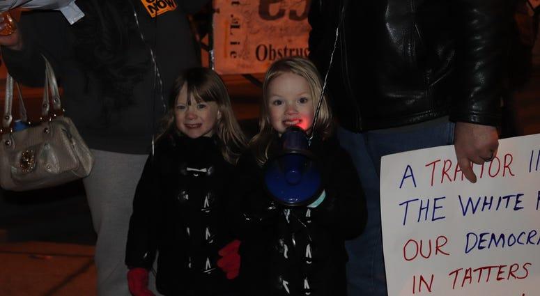 Atlanta Impeachment Protest-24