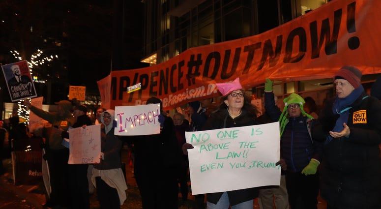 Atlanta Impeachment Protest-25