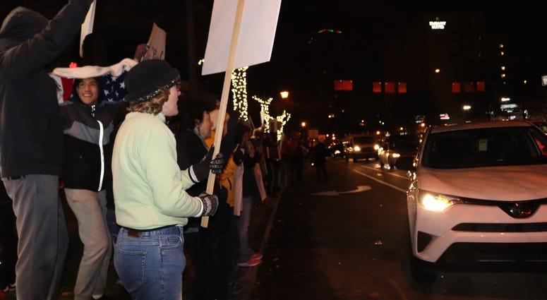 Atlanta Impeachment Protest-26