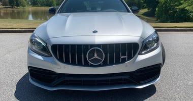 Mercedes AMG GLC 63 S Sedan