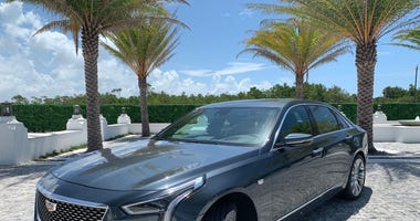 Cadillac CT6 Platinum AWD