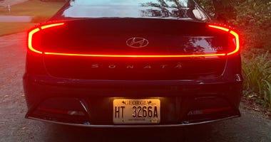 Hyundai Sonata Hybrid Ltd