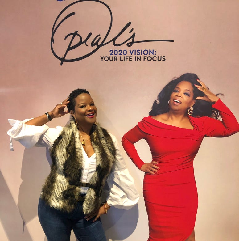 Oprah's 2020 Vision: Your Life in Focus Tour Presented by WW-17