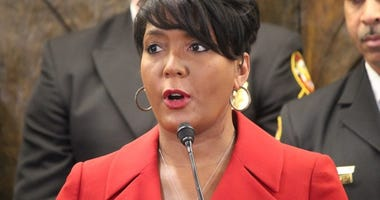 Atl Mayor Keisha Lance Bottoms
