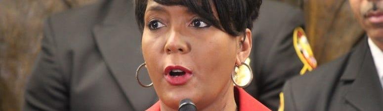 Atl Mayor Keisha Lance Bottoms
