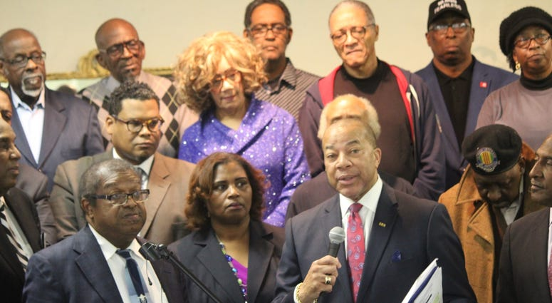 Press Conference regarding the Fulton County Commission stopping federal funding in South Fulton-3