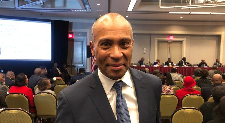 Deval Patrick-2020 Democratic Presidential Candidate